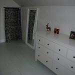 Hemnes Mirror & Hemnes 8 Drawer Dresser.