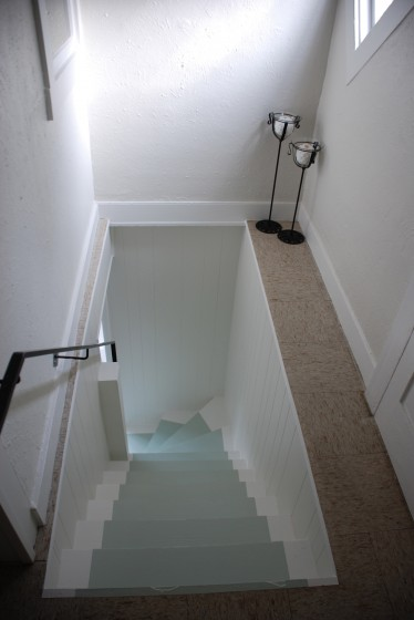 Stairwell Re-Done.